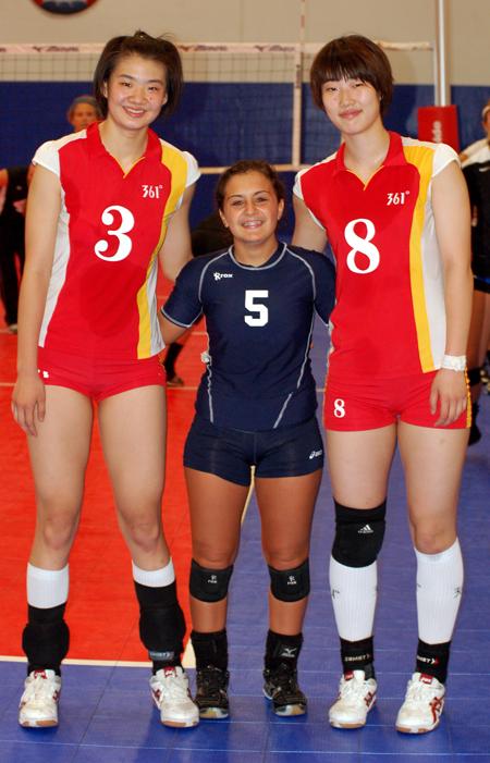 FWBs Friedman commits to D-1 volleyball school - Sports
