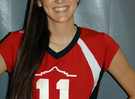 Ashlie Reasor was MVP of last year's  Under Armour All-America match. She was a star freshman for Texas A&M this fall.