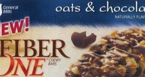 Fiber bars like this are unnecessary to a good diet