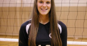Katharine Franz is one of 150 PrepVolleyball.com All Americans for 2014 and the only one hailing from North Carolina
