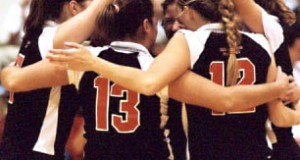 Working together in the weight room can create special moments on the court