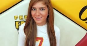 First Teamer Nicolette Fiesinger