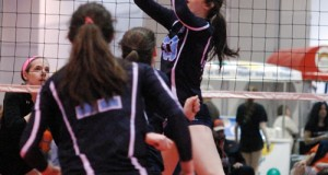 The amazing Maggie Scott helped Rockwood Thunder to fifth place in 18 Open at USAV Nationals