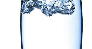 Water. It does a body good