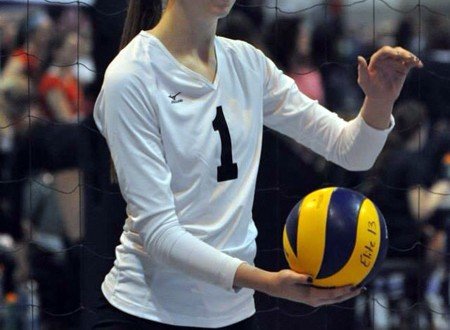 Holly Carlton, a 6-5 junior setter who recently committed to North Carolina, might no longer need recruiting advice, but you might...