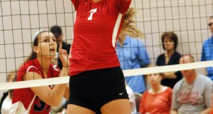 Samantha Seliger-Swenson, the USAV 17 Open MVP as a freshman, is one of 65 finalists for the Andi Collins Award presented to the nation's top senior setter