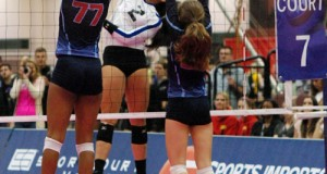 Junior Nationals MVP Micaya White helped TAV stay atop the rankings from the first to the last