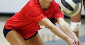Senior Ace Paige McKnight will set A5 to national glory (if our rankings are correct)