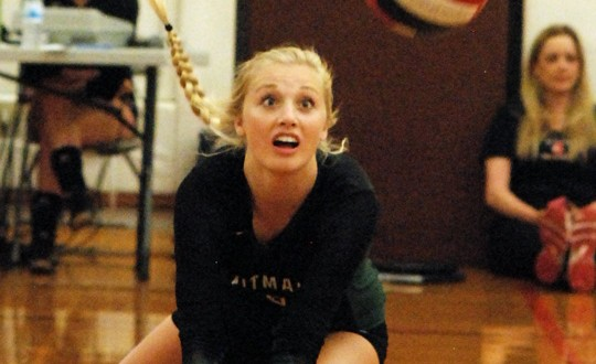 Maddy Halteman helped Pitman get all the way to the championship match in Stockton