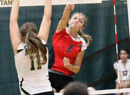 Wisconsin smasher Hope Werch is a recent Marquette commit