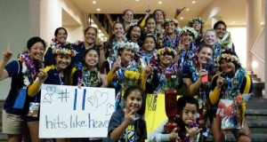 Punahou gets the flowers and the title in Hawaii's Division I