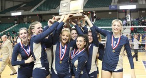 How sweet it is! St. Thomas Aquinas dethrones six-time reigning Kansas state champion St. James Academy to win the Class 5A title