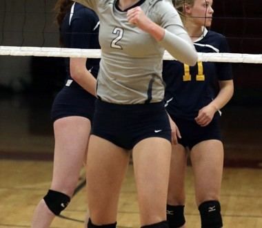 National Sophomore of the Year Sydney Hilley led Champlin Park to the state tournament for the first time in 13 years