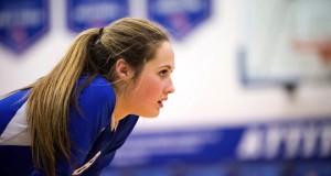 Junior Makenzie Kesler is headed to Abilene Christian