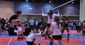 CJV 18 Infinity players react after winning last weekend's MAPL.