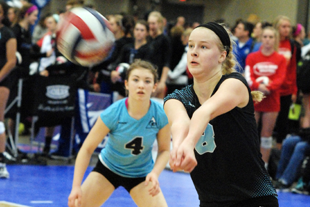 04 19 15 John Baylor Prep Show >> Peak Performance Secures Bid for OP2 at Lone Star - PrepVolleyball.com