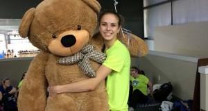 Good sportsmanship needn't be a bear