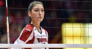 Wisconsin's Lauren Carlini figures to be among one of the most important players for her team this fall. We rank the Top 10 below. See who joins her. (Wisconsin Athletics)