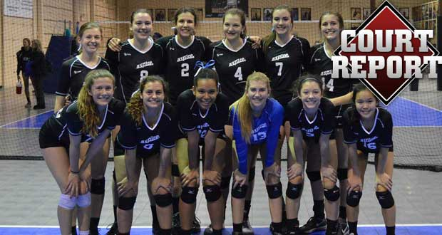 Aspire 15 Rox poses after a successful opening weekend of play in Arizona. (Courtesy Aspire)