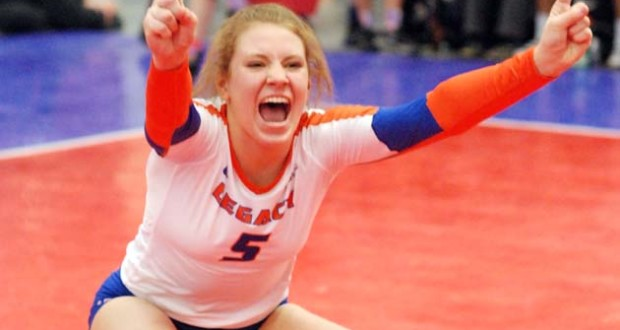 OH Maria Mallon was the emotional anchor for her Legacy 16 Elite team