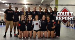 Rage tops the 16s regional rankings for the West.