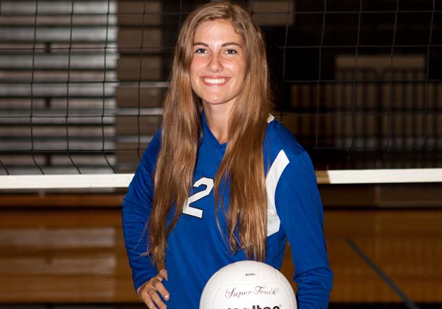 Tess Reid, who had a standout year for Olathe Northwest in Kansas, is one of 73 finalists for the Andi Collins Award, presented to the best pure senior setter in the nation