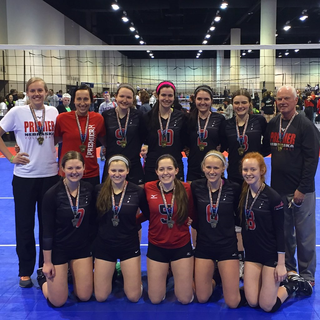 Premier 18 Gold had a fantastic time in Omaha, finishing in 18 Open.