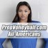 Khalia Lanier is a PrepVolleyball.com All-American for the third time
