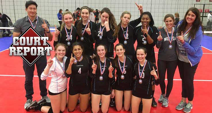 Nor Cal 18 Black stood alone in 18 USA in Columbus.