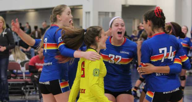 Sunshine 15 Westside is one of 52 teams headed to Junior Nationals from the So Cal region for ages 15-17. See the full break down on Page 2.