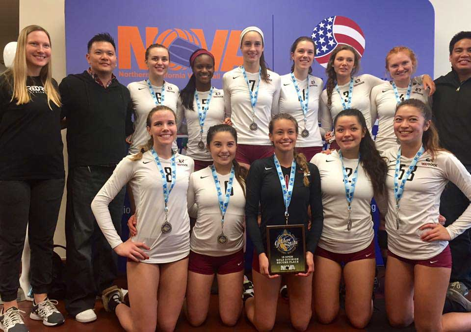 Red Rock 18-1 qualified for Open at the Golden State Qualifier, along with NCVC.