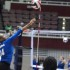 Kynnedi Johnson tries for a kill versus Houston Juniors in a Gold pool match in 15 Open. KJ and her Houston Skyline mates fell one win short of qualifying in a gut-wrenching roller coaster of a weekend