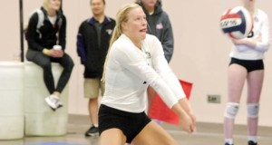 Alyssa Ballenger helped IPVA be one of three teams Sunday to leave Minneapolis with 17 Open bids