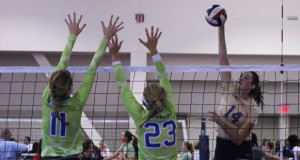 Coastal 18 Blue's Rowan Ennis (14) is one player listed below after her performance caught our eye Saturday night.