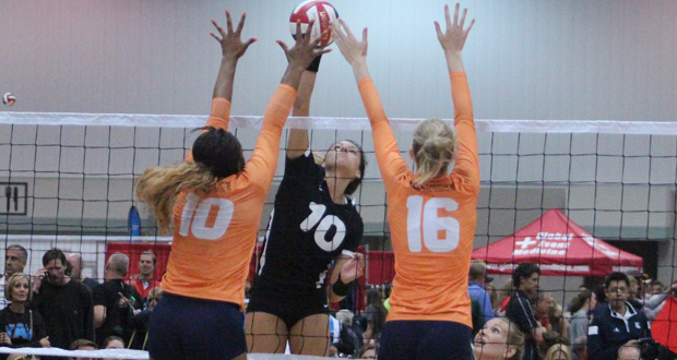 Madison Goings (10) is part of top-ranked TAV, which is one of eight ranked clubs in the state of Texas. See the full break down below.