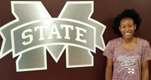 High flying Deja Robinson helped A5 16 Gabe pull off an historic double; will play for Mississippi State