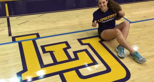 Lauren Myrick is a potential franchise player for Lipscomb University in Nashville