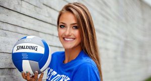 Madison Lilley was named 18 Open MVP for KC Power, capping an award-filled HS career. Lilley will set for Kentucky in the fall