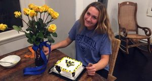 From the beach to the mountains for WVU commit Abbie Cherin