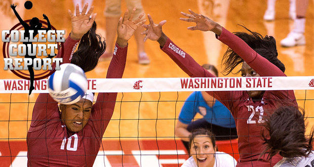 Washington State knocked off a pair of Top-10 opponents in Washington and UCLA to open up Pac-12 play. (Courtesy Washington State Athletics)