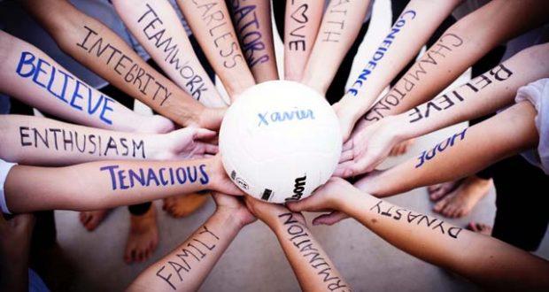 Xavier College Prep. Be inspired!