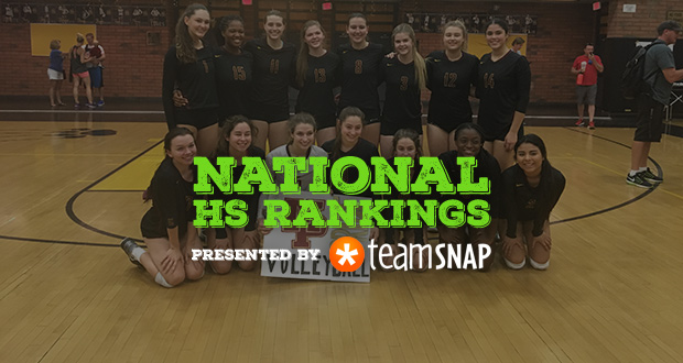 Mountain Pointe's great week earned the Arizona squad a slight bump in our national rankings despite little volatility among the top 25