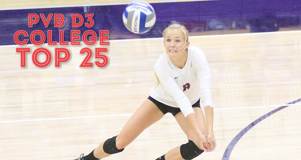 Defending champion Cal Lutheran could be gearing up at the right time, sweeping Claremont and climbing to No. 2 in this week's Top 25 Rankings. (Courtesy Andy Horan, Cal Lu Athletics)