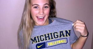 Amber Beals is making a B1G commitment