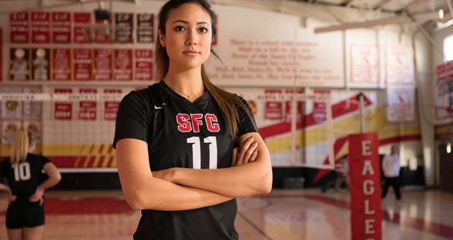 Player of the Year Lexi Sun makes her school of choice, the Texas Longhorns, favorites to win the NCAA national championship in 2017