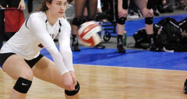 Grace Persson's injury-plagued 2016 season has given way to health and consistent excellence this club season for MN Select 18-1