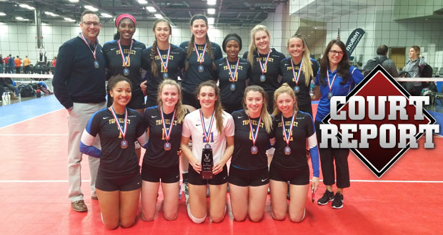 Top Select 18 Elite picked up the lone bid at the Ohio Valley Region qualifier.