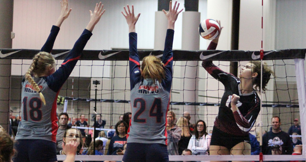 Ari Winters (17) and her CIS 16 teammates could be among the teams to watch out for in 16 National. We have the full list below.