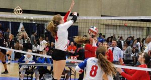 Emma Clothier (4) was among several cited for having a terrific day on Friday at Far Westerns