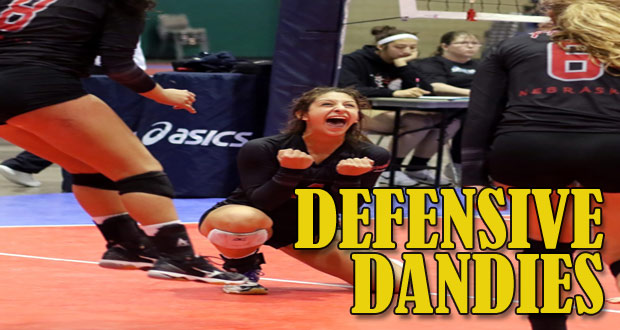 Taliyah Flores exults the way a spark plug Dandy Lion does